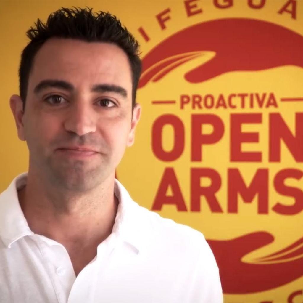 Xavi Belum Akan Tangani Barcelona dalam Waktu Dekat