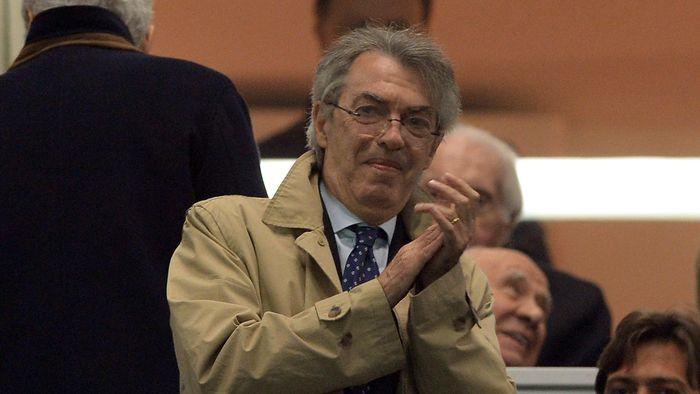 Eks presiden Inter Milan, Massimo Moratti. (Foto: Claudio Villa/Getty Images)