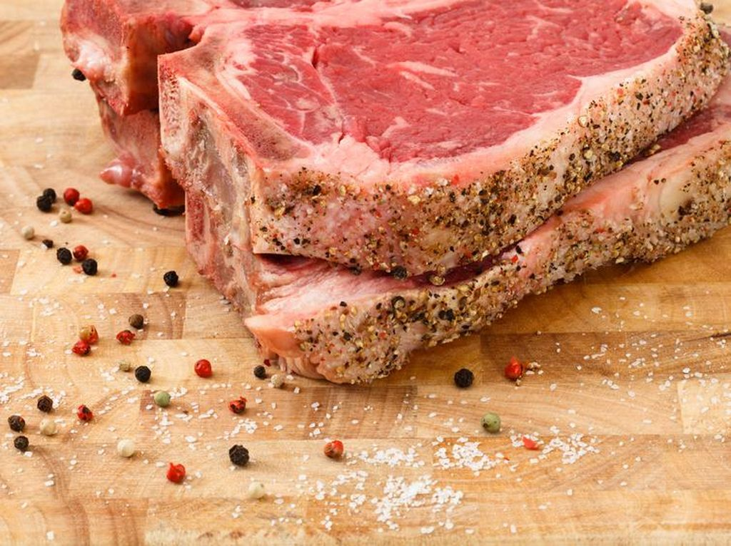Daging Sapi Menyehatkan Asal Diolah dengan Tepat dan Porsinya Wajar