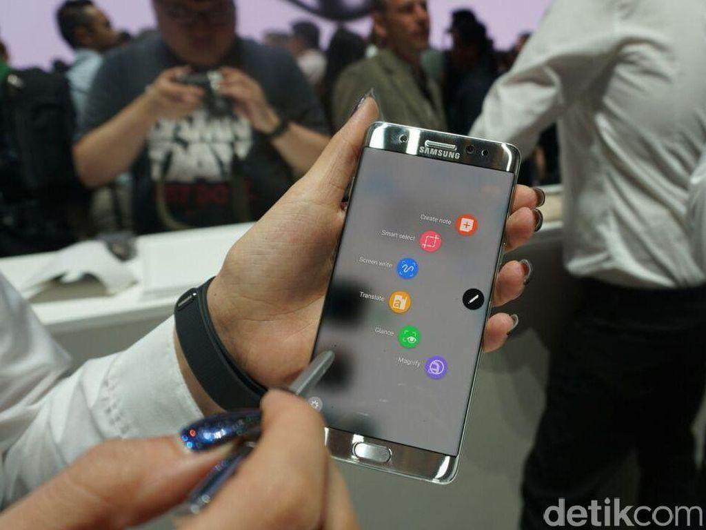 Galaxy Note 7 Tahan Banting Berkat Gorilla Glass 5