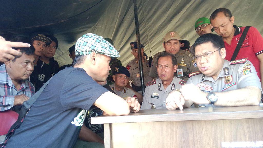 Ribuan Bonek Dilarang ke KLB PSSI, Polisi Berjaga di Stadion Tugu