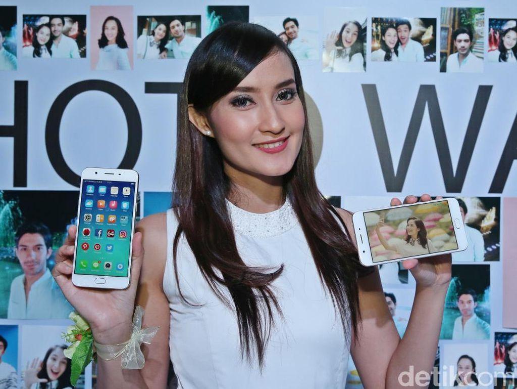Oppo F1s: Jagoan Selfie dengan Kamera Depan 16 MP