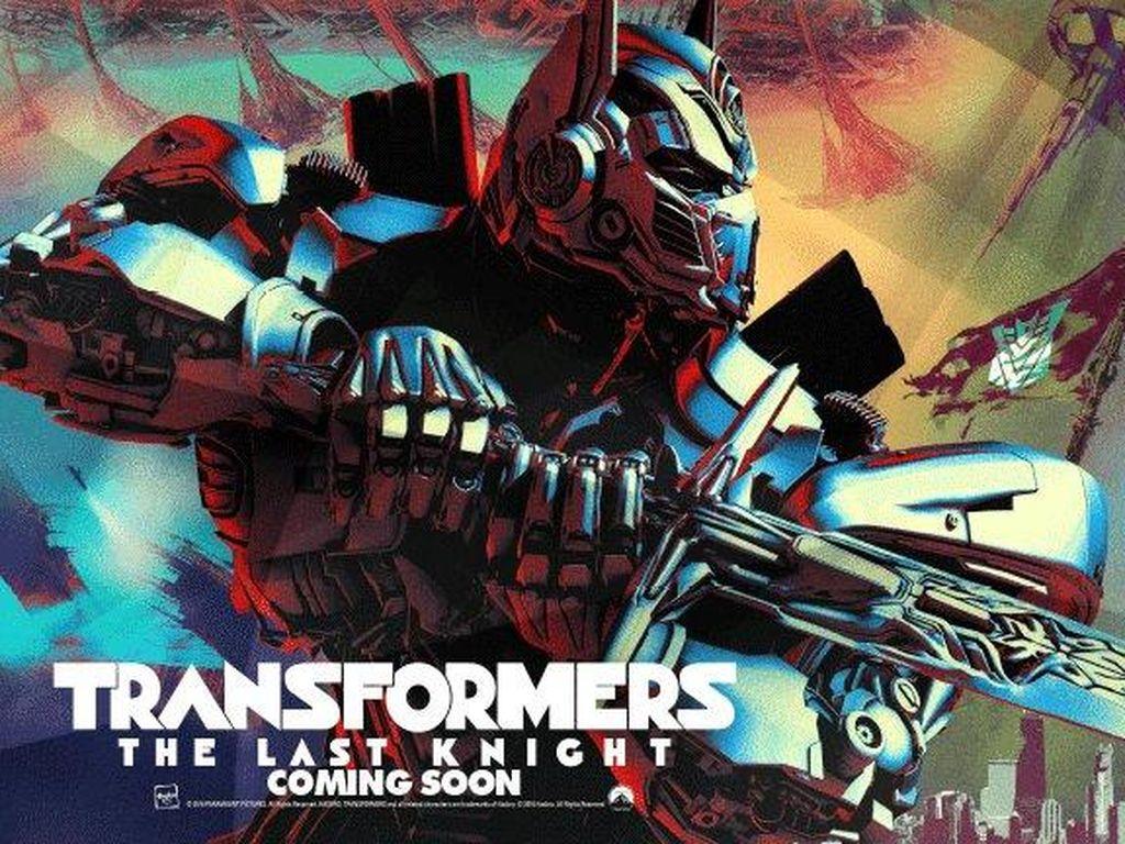 Bocoran Terbaru Transformers: The Last Knight