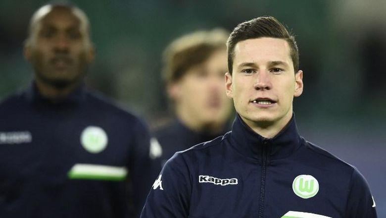 Wolfsburg Resmi Lepas Draxler ke PSG
