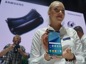 Samsung Bakal Kembali Jual Galaxy Note 7