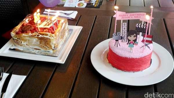 Selamat Ulang Tahun ke-24, Jessica Mila!