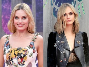 Margot Robbie vs Cara Delevingne, <i>Which Squad are You</i>?
