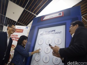 AXA Life Secured Payment