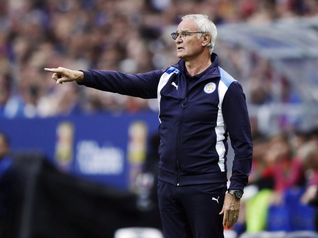 Ranieri Yakin Leicester Tak Akan seperti Chelsea Musim Lalu