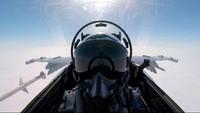 Mantan Pilot Jet Tempur Mengaku Terguncang Lihat UFO
