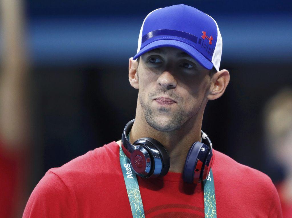 Sisi Lain Michael Phelps, Pengidap ADHD yang Jadi Bintang Olimpiade