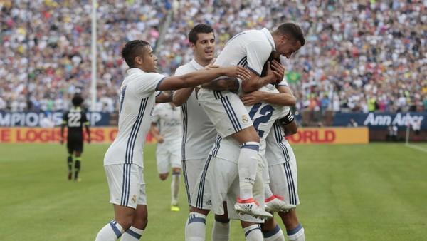 Zidane: Madrid Sudah Siap untuk Piala Super Eropa