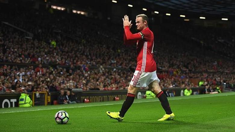 Rooney Akan Selalu Disambut Hangat di Old Trafford