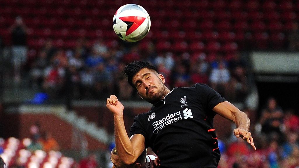 Emre Can Dukung City di Derby Manchester