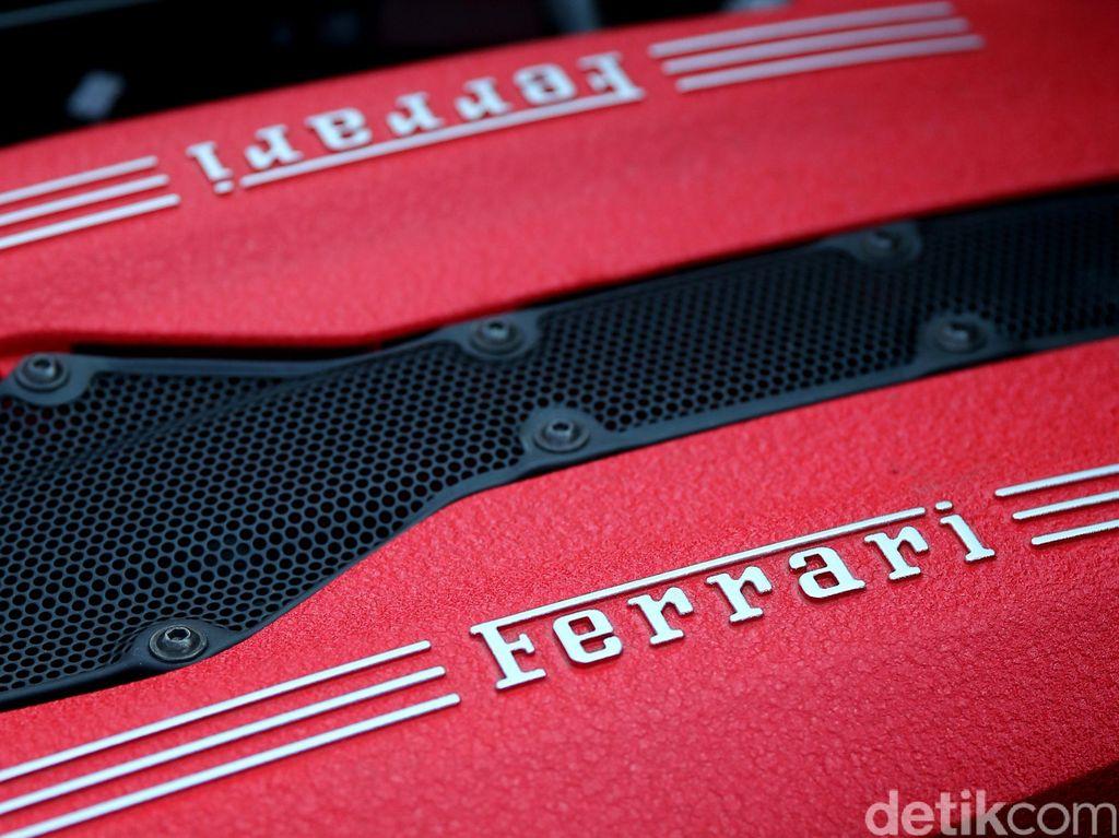 Dampak Virus Corona, Ferrari Tutup Pabrik Sementara