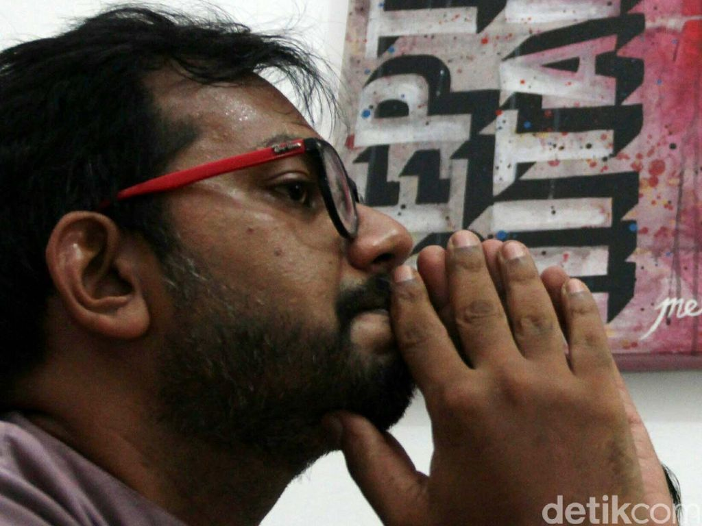 Haris Azhar Siap Hadapi Proses Hukum