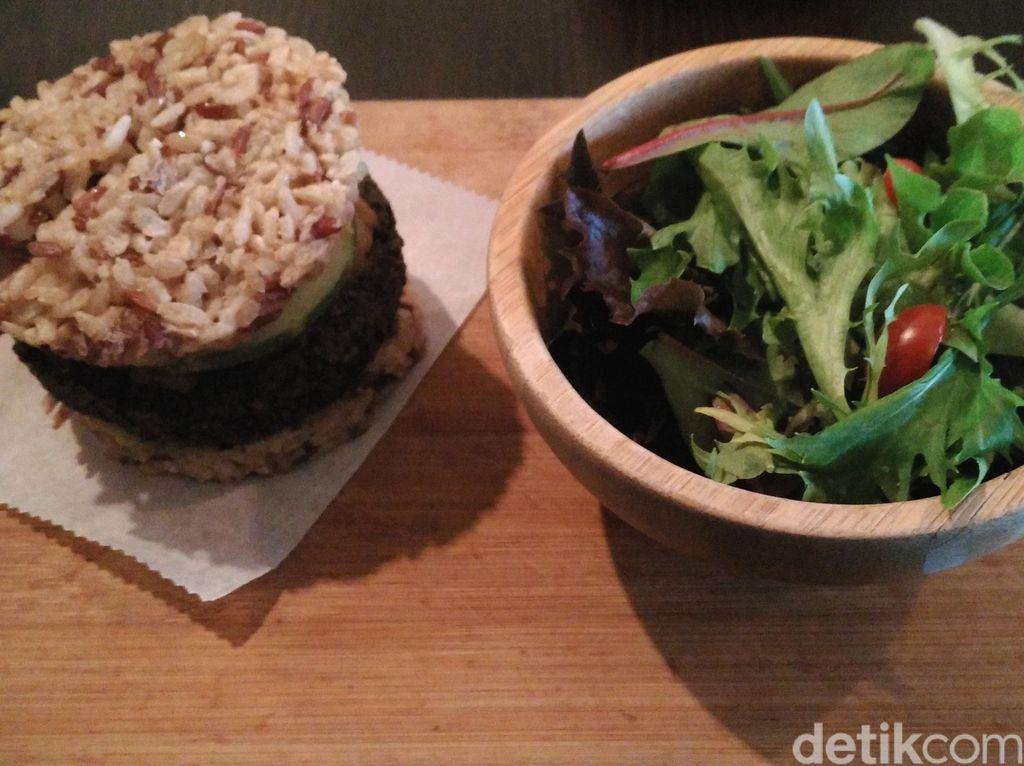 Ulah Milenial di Balik Menjamurnya Bisnis Kuliner Vegetarian