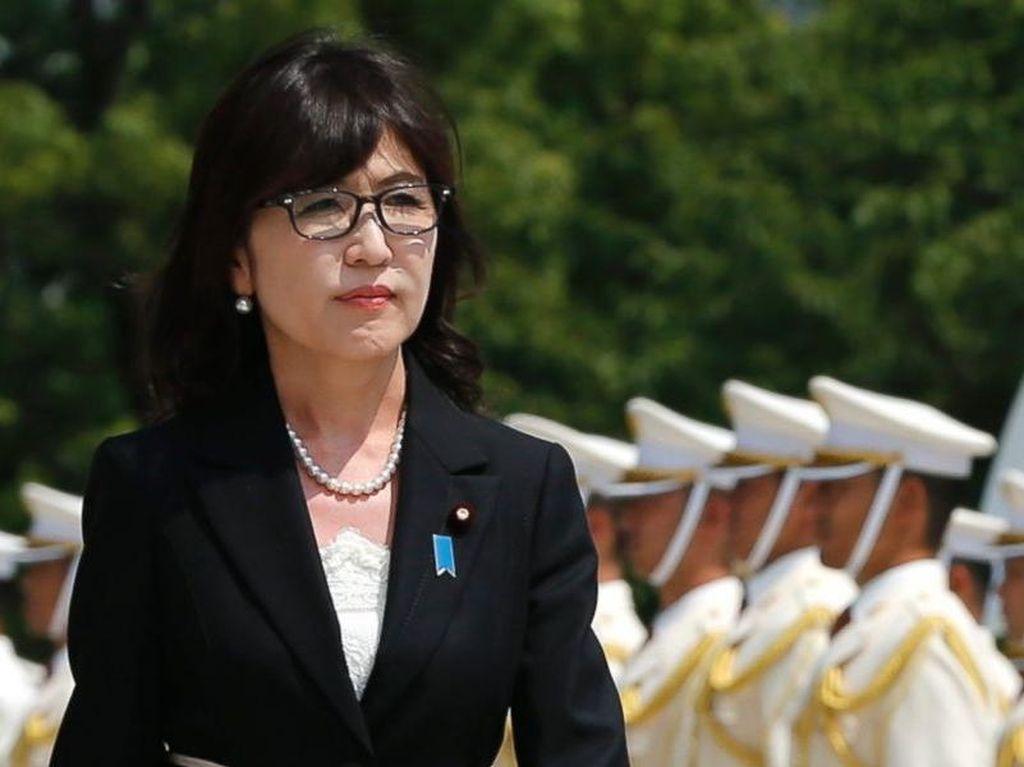 Dianggap Dukung Kejahatan Perang, Menhan Baru Jepang Tuai Kontroversi