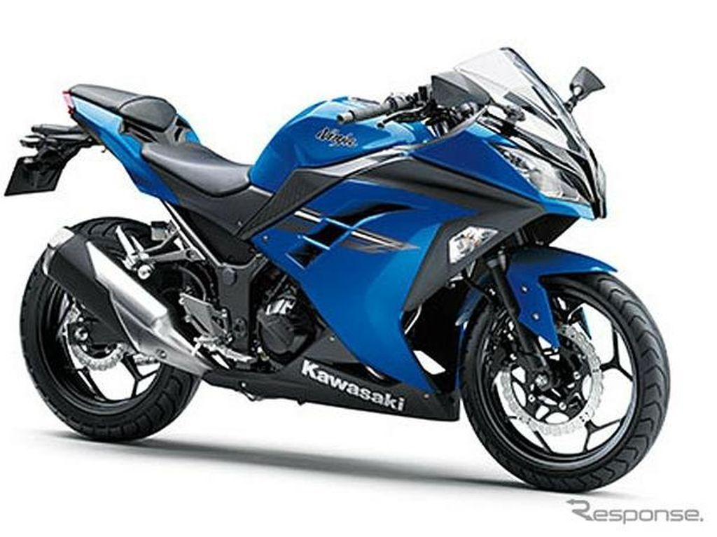 Kapan Ninja 250 Ada Versi Terbarunya, Kawasaki?