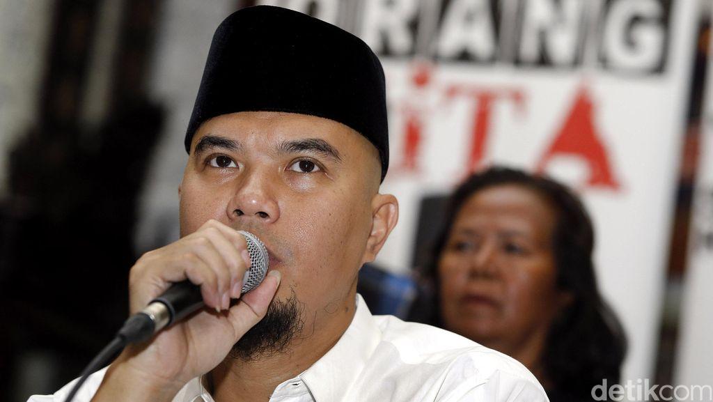 Ahmad Dhani Dukung Duet Rizal Ramli-Sandiaga Uno