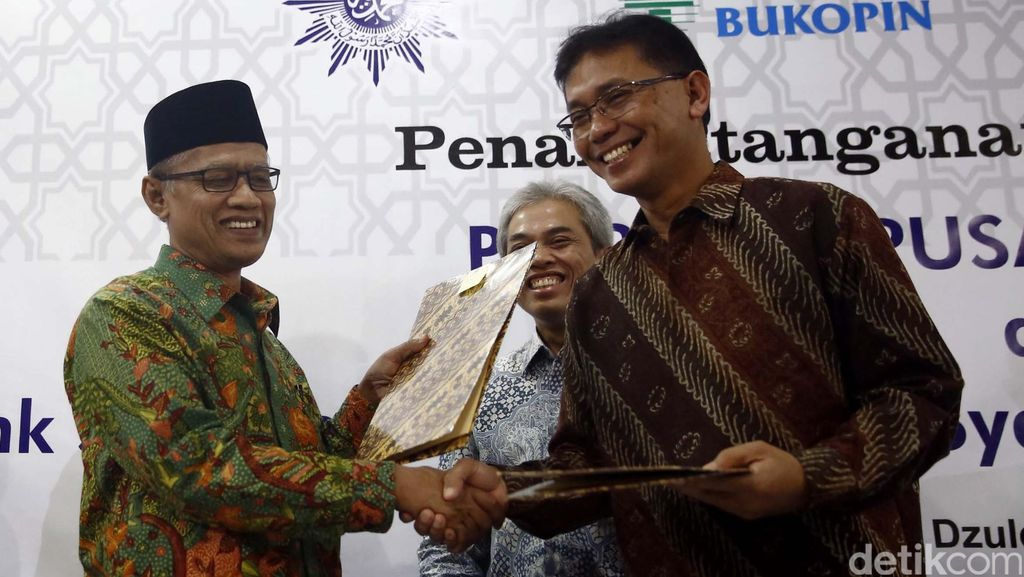 Bukopin Syariah Dukung Usaha PP Muhammadiyah