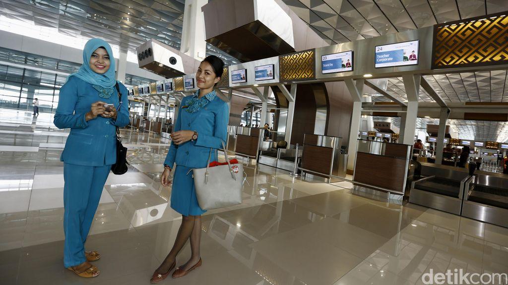 Terminal 3 Ultimate Siap Dioperasikan