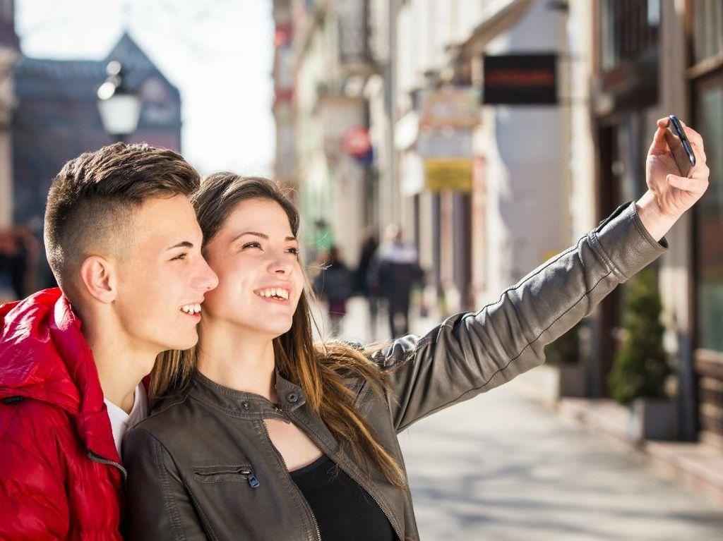 Tips Jitu Agar Foto Selfie Lebih Bermutu