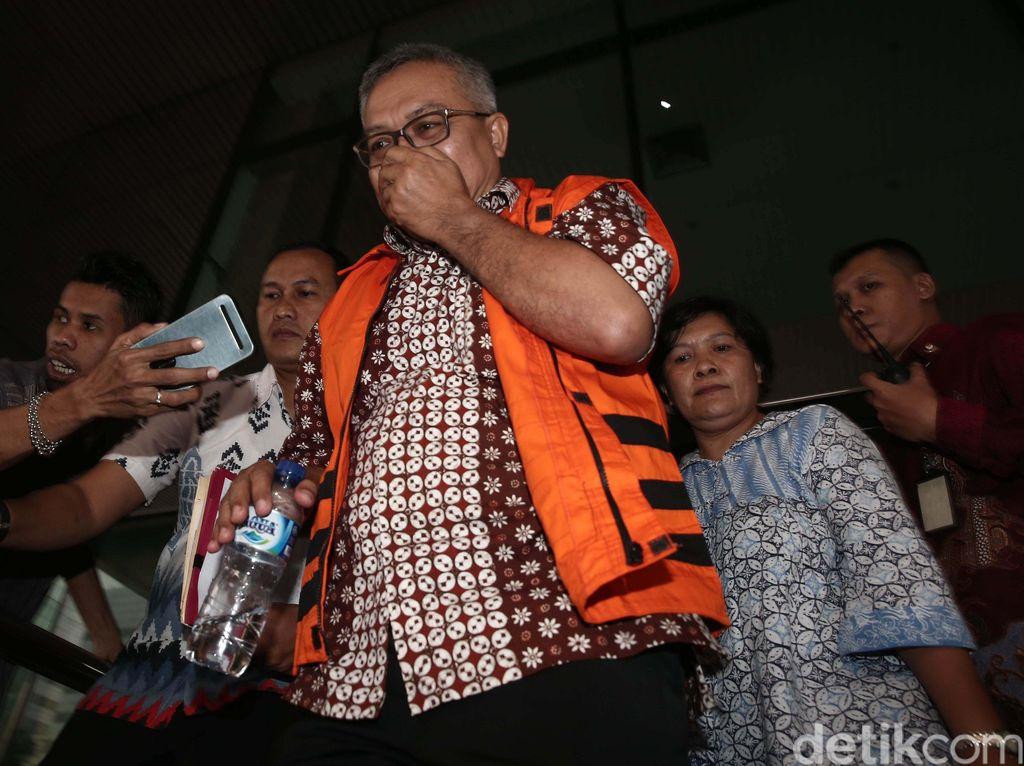 KPK Tahan 7 Anggota DPRD Sumut