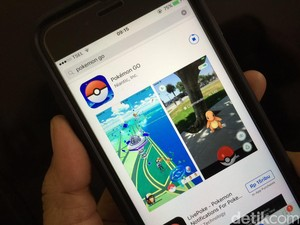 China Tolak Mentah-mentah Pokemon Go