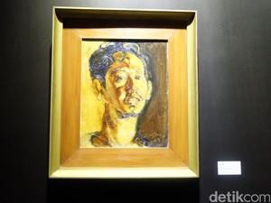 Ini Lukisan Langka Affandi yang Wajib Dilihat di Art Stage Jakarta
