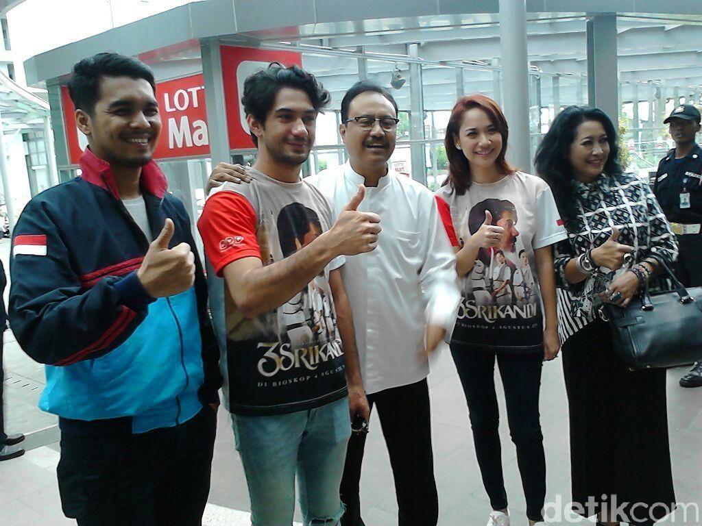 3 Srikandi Diharapkan Jadi Inspirasi Atlet dan Anak Muda Indonesia