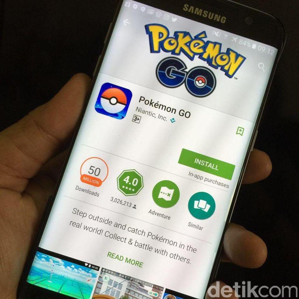 Pokemon Go Raup Rp 12,6 Triliun