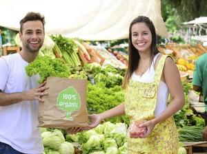 Ini Kata Ahli Pertanian Amerika Soal Produk Makanan Organik