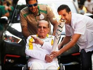 Sehari Setelah Bawa Obor Olimpiade, Dokter Legendaris Brasil Wafat