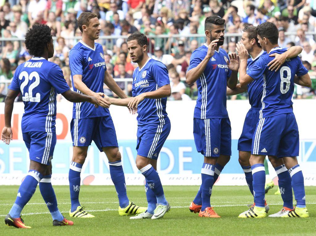 Fleksibilitas Taktik Akan Mudahkan Chelsea