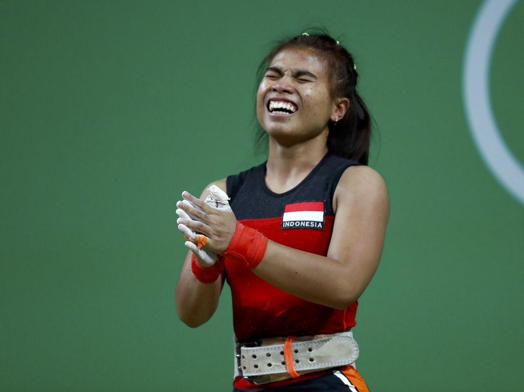 Angkat Besi Putri Kecewa Batal ke Kejuaraan Dunia Juga Minta Tambahan Kuota