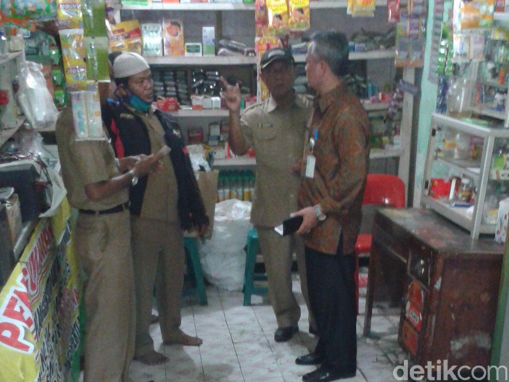 Kecamatan Minta Kontraktor Urus Ganti Rugi Semburan Lumpur di Dekat Marunda Center