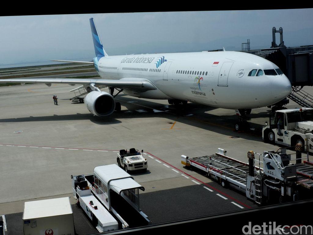 Kapan Tarif Batas Atas Pesawat Diturunkan?