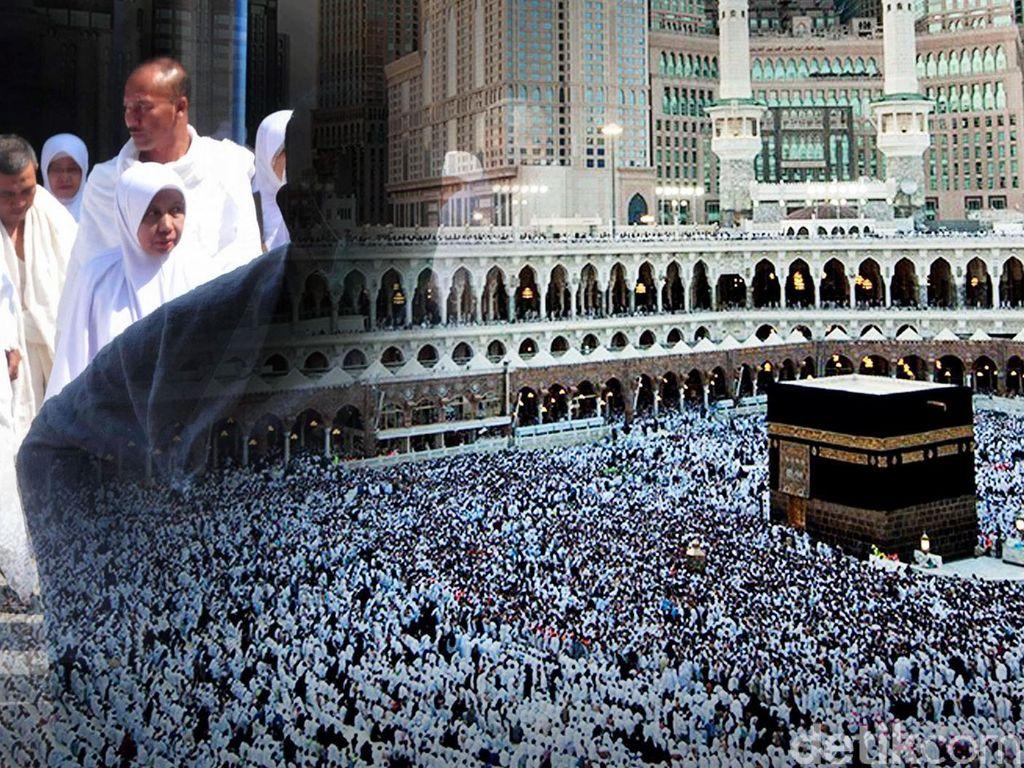 1.945 Warga Garut Berangkat Haji, 40 Persennya Lansia