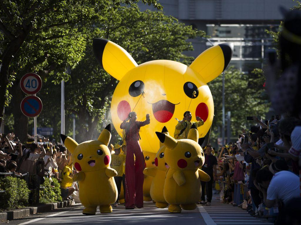Netizen Hebohkan Trailer Detective Pikachu dan Toy Story 4
