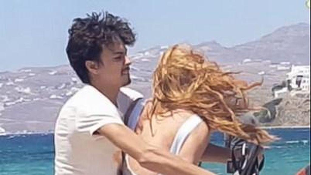 Bertengkar Dengan Tunangan, Lindsay Lohan Alami Kekerasan
