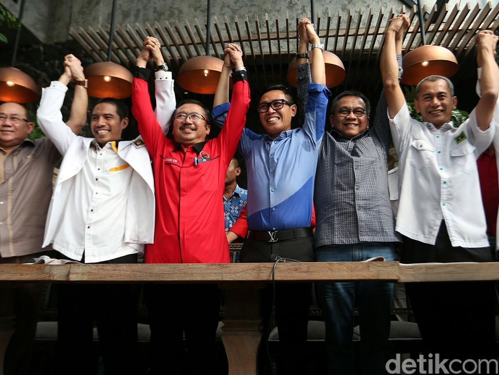 Ahok Klaim Direstui Mega, Gerindra Yakin PDIP Setia di Koalisi Kekeluargaan