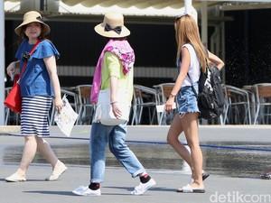 1,13 Juta Wisatawan Asing ke RI di Juni 2017, Terbanyak dari China