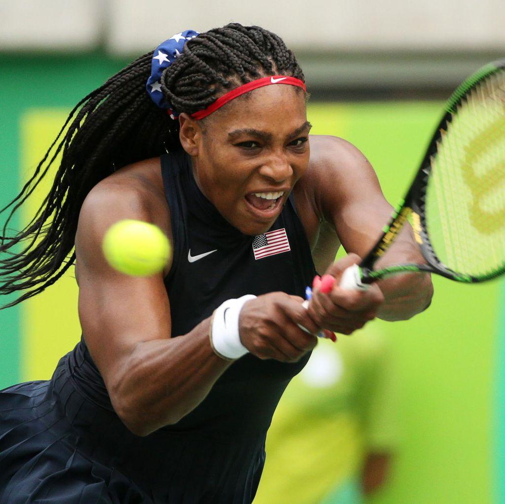 Tak Tergoda Lewati Rekor Grand Slam Steffi Graf, Serena Fokus Diri Sendiri