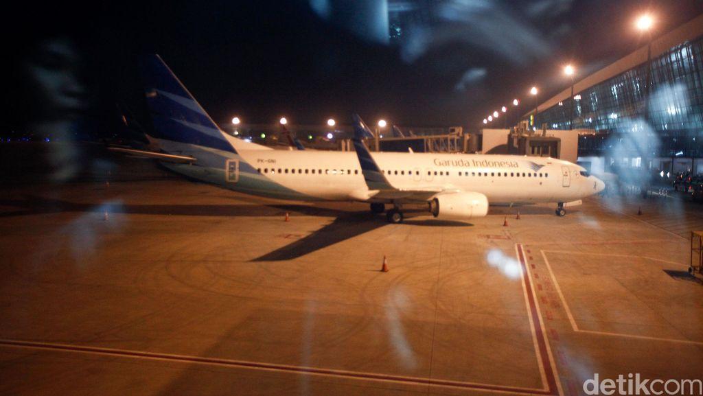Antisipasi Libur Natal dan Tahun Baru, Garuda Siapkan 26.000 Kursi Tambahan