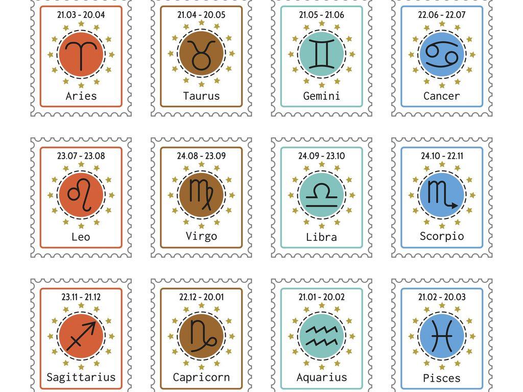 Ramalan Zodiak Hari Ini: Gemini Asmara Memanas, Cancer Jangan Makan Pedas