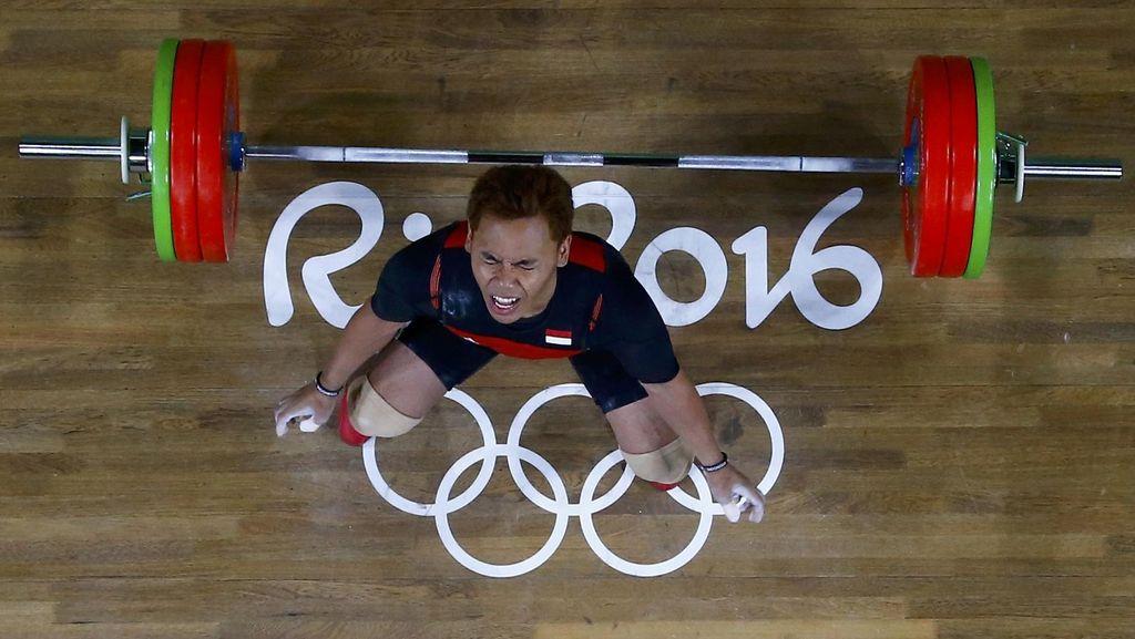 Eko Yuli Tunda Pulang Kampung dan Liburan karena Bonus Olimpiade Belum Cair