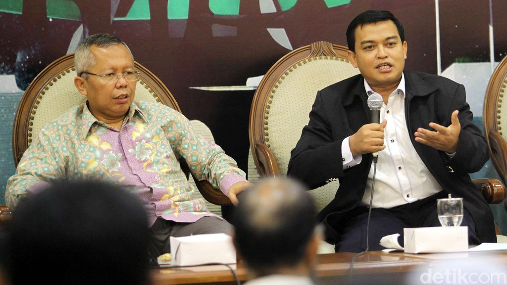 Diskusi Pro Kontra RUU Keamanan Nasional
