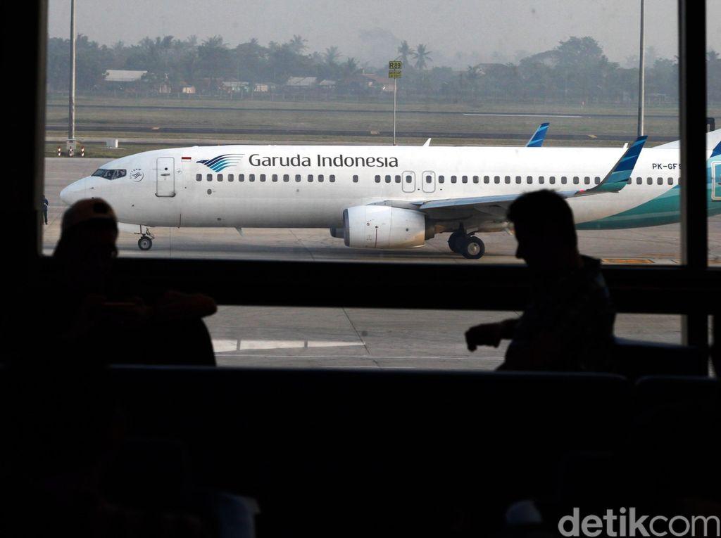 Garuda Tekan Kerugian di Kuartal I-2018 Jadi Rp 868 Miliar