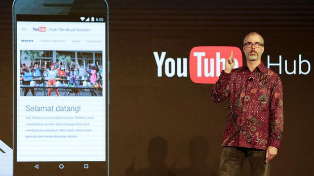 Batu Sandungan Sundar Pichai, CEO Baru Alphabet-Google